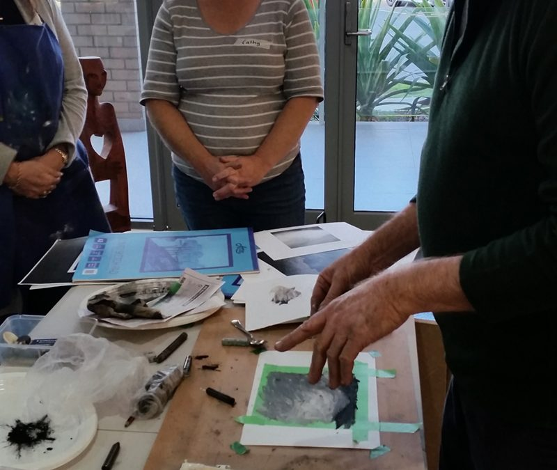 Art Workshops with John Morris
